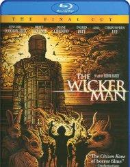 Wicker Man, The Blu-ray