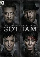 Gotham: The Complete First Season Movie