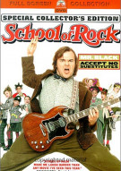 School Of Rock (Fullscreen) Movie