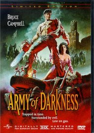 Army Of Darkness: 2 Disc Limited Edition Movie