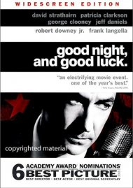 Good Night, And Good Luck Movie