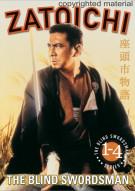 Zatoichi: The Blind Swordsman Volumes 1 - 4 Movie