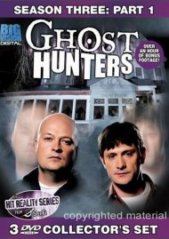 Ghost Hunters: Season 3 - Part 1 Movie