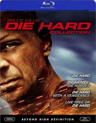 Die Hard Collection Blu-ray