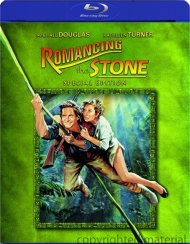 Romancing The Stone: Special Edition Blu-ray