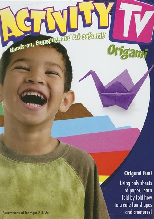 ActivityTV: Origami, Fun With Paper! -  Volume 1 Movie
