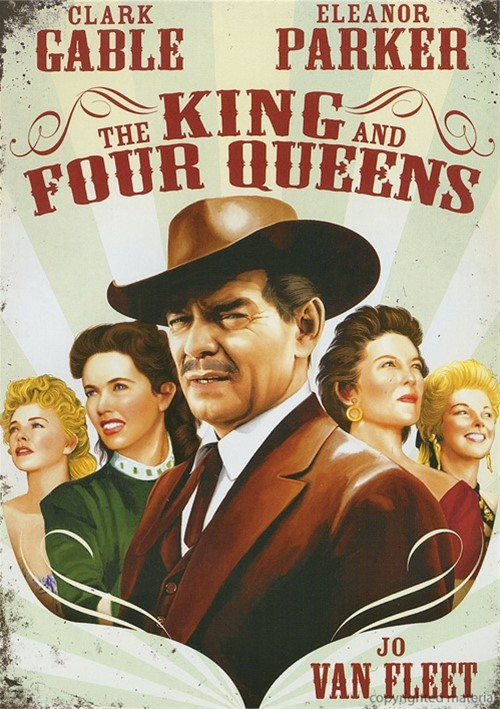 King And Four Queens, The Movie