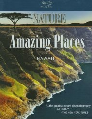 Nature: Amazing Places - Hawaii Blu-ray