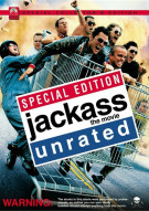 Jackass Unrated 3 Pack Movie