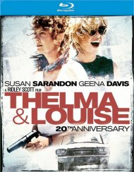 Thelma & Louise: 20th Anniversary Blu-ray