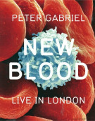 Peter Gabriel: New Blood - Live In London Blu-ray
