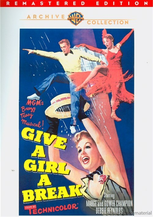 Give A Girl A Break Movie