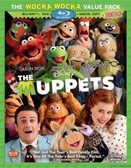 Muppets, The (Blu-ray + DVD+ Digital Copy + Soundtrack Download Card) Blu-ray