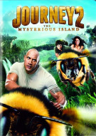 Journey 2: The Mysterious Island (DVD + UltraViolet) Movie