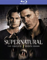 Supernatural: The Complete Seventh Season Blu-ray
