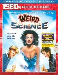 Weird Science (Blu-ray + Digital Copy + UltraViolet) Blu-ray