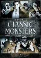 Universal Classic Monsters: The Complete 30-Film Collection Movie