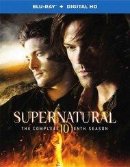 Supernatural: The Complete Tenth Season (Blu-ray + UltraViolet) Blu-ray