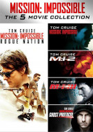 Misson: Impossible 5-Movie Collection Movie