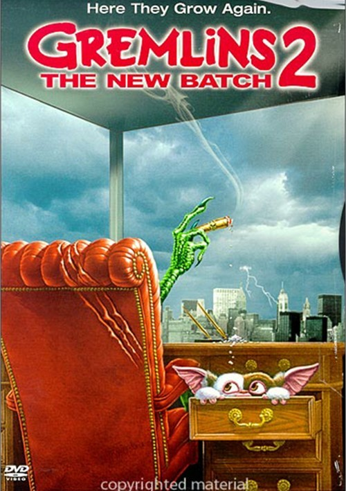 Gremlins 2: The New Batch Movie