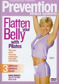 Prevention Fitness Systems: Flatten Your Belly With Pilates Movie