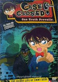 Case Closed: Season 1, Volume 1 - The Secret Life Of Jimmy Kudo Movie