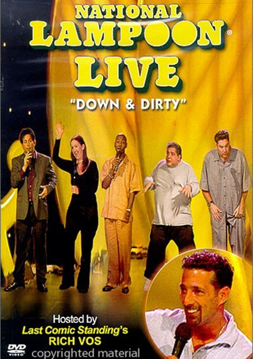 National Lampoon Live: Down & Dirty Movie