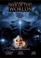 War Of The Worlds (C. Thomas Howell, Asylum Entertainment Version) Movie