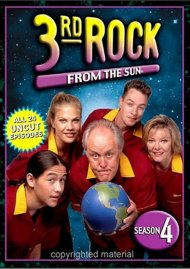 3rd Rock From The Sun: Season 4 Movie