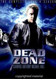 Dead Zone, The: Complete Fourth Season Movie