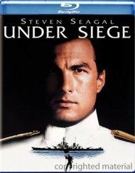 Under Siege Blu-ray