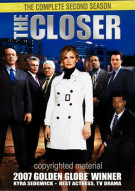 Closer, The: The Complete Second Season Movie