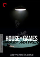 House Of Games: The Criterion Collection Movie