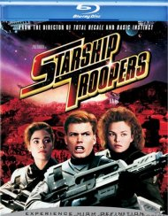 Starship Troopers Blu-ray
