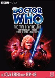 Doctor Who: The Trial Of A Time Lord Movie