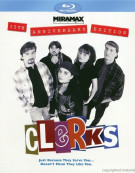 Clerks: 15th Anniversary Edition Blu-ray