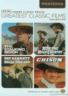 Greatest Classic Films: Westerns Movie