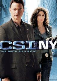 CSI: NY - The Sixth Season Movie