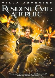 Resident Evil: Afterlife Movie