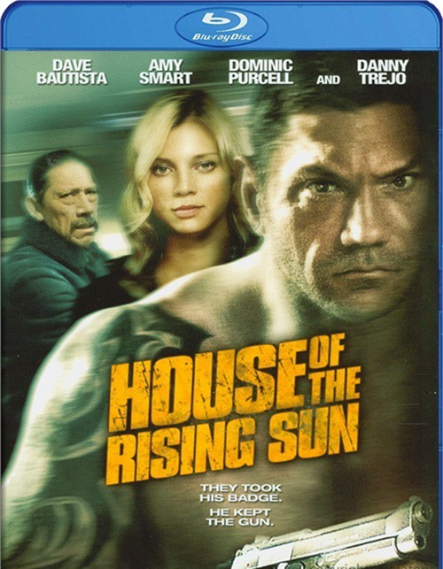 House Of The Rising Sun Blu-ray