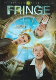 Fringe: The Complete Third Season Movie
