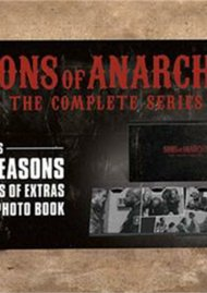 Sons Of Anarchy: The Complete Series Giftset Movie