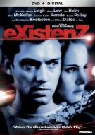 eXistenZ (DVD + UltraViolet) Movie
