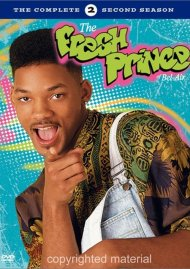 Fresh Prince Of Bel-Air, The: The Complete Second Season Movie