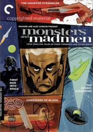 Monsters And Madmen: The Criterion Collection Movie
