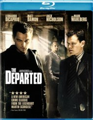 Departed, The Blu-ray