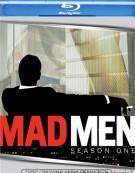 Mad Men: Season One Blu-ray