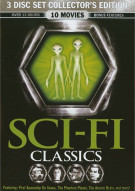 Sci-Fi Classics: 3 Disc Set Collectors Edition Movie