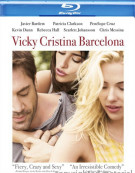 Vicky Cristina Barcelona Blu-ray