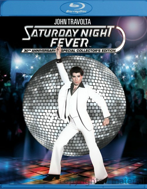 Saturday Night Fever: 30th Anniversary Special Collectors Edition Blu-ray